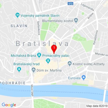 Heydukova 3,Bratislava,81108