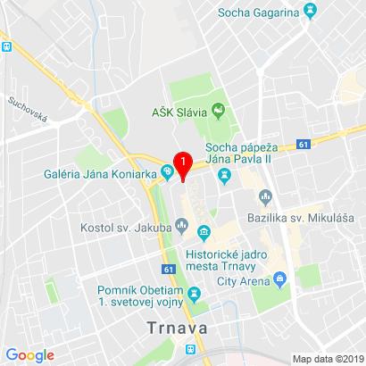 Štefánikova 26,Trnava,91701