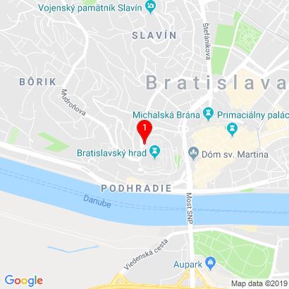 Zámocká 8,Bratislava,811 01