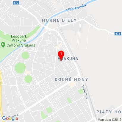 Žitavská 1,Bratislava - mestská časť Vrakuňa,82107
