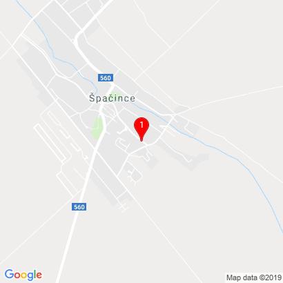 Kaštieľsa 444/20,Špačince,919 51