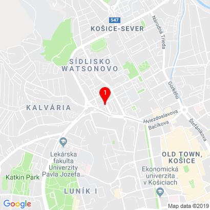 Pajorova 14,Košice,04001