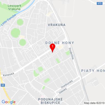 Ipeľská 5139/5,Bratislava-Podunajské Biskupice,82107