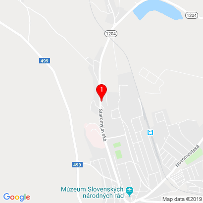 Staromyjavská 721/12,Myjava,90701
