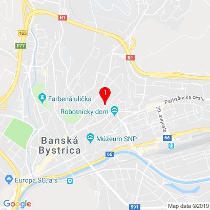 Skuteckého 126/13,Banská Bystrica,97401