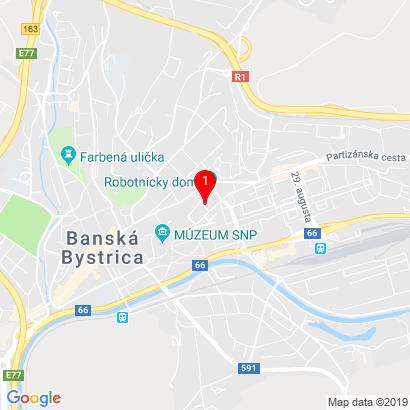 Železničiarska 7,Banská Bystrica,97401