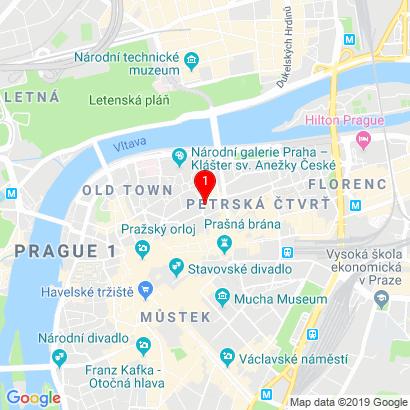 Rybná 716/24,Praha - Staré Město,110 00