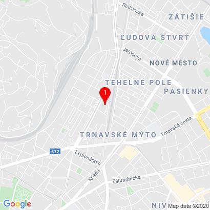 Račianska 26/E,Bratislava,831 02