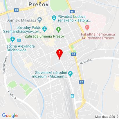Masarykova 11,Prešov,080 01